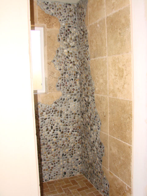 Residential Shower Tile